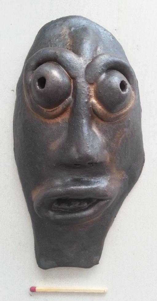 K070-2015 Mask Three JK