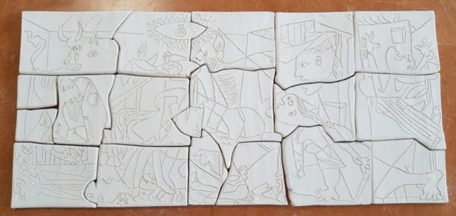 K552-2018 Parafrase Picasso