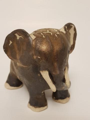 K594-2019 Elefant Mangan Kobber Oxyd