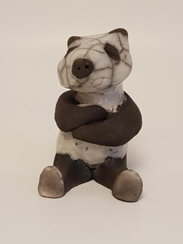 K614-2019 Panda RAKU