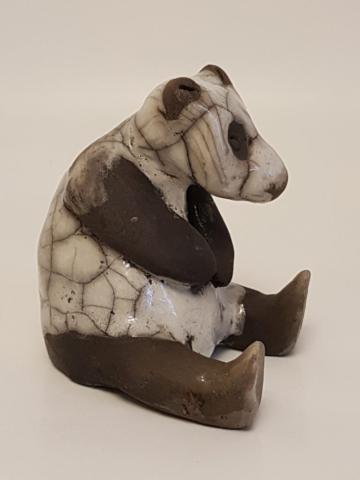 K616-2019 Panda RAKU