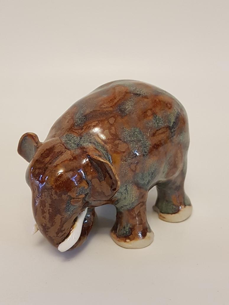 K628-2019 Elefant Shun 5 glasur p2