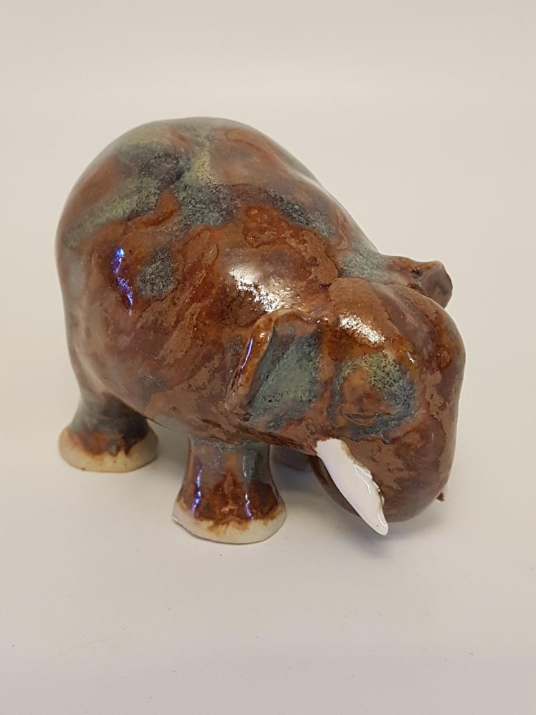 K628-2019 Elefant Shun 5 glasur
