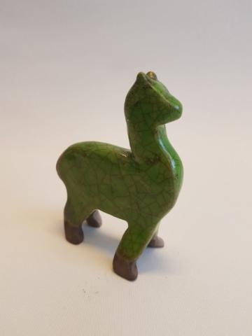 K720-2019 Raku Alpaka grøn